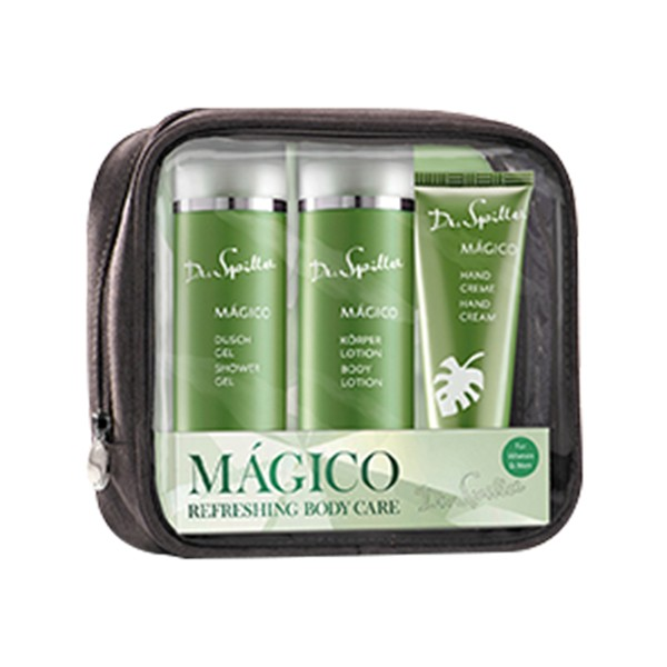 Dr. Spiller Magico Set - Refreshing Body Care Limited Edition
