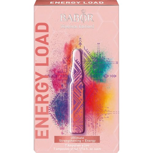 Babor AMPOULE CONCENTRATES Energy Load