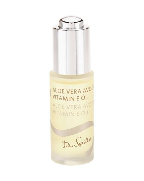 Dr. Spiller Aloe Vera Avocado Vitamin E Öl