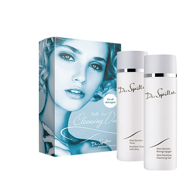 Dr. Spiller Cleansing Duo Limited Edition