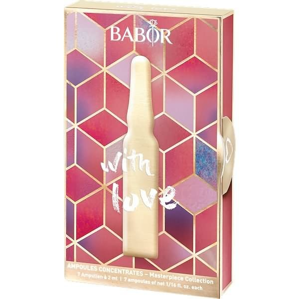 Babor Ampoule Concentrates I Love Ampoule Concentrates Limited Edition