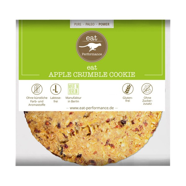 EAT PERFORMANCE Cookie Apple Crumble