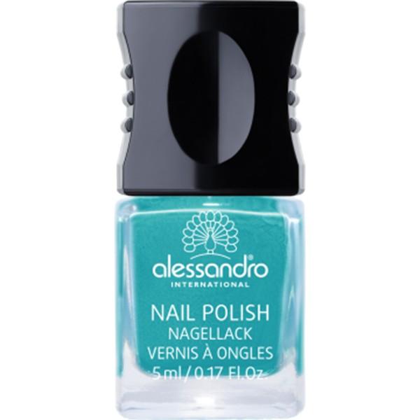 Alessandro Nail Polish Ocean Blue