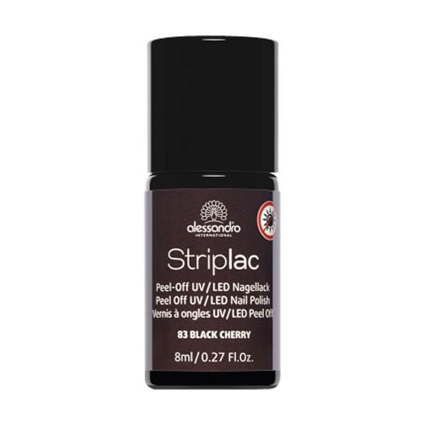 ALESSANDRO Striplac 83 Black Cherry