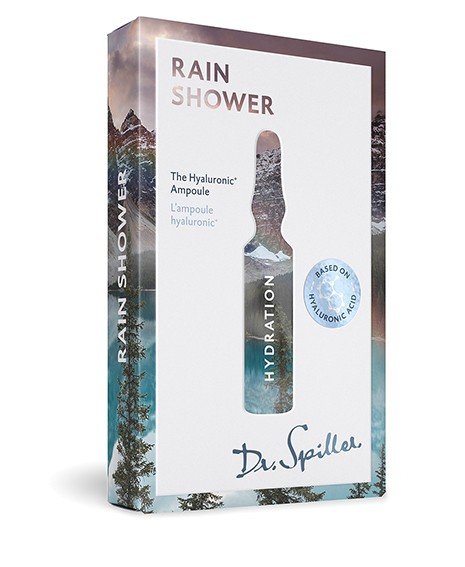 Dr. Spiller The Hyaluronic+ Ampoule - Hydration - Rain Shower