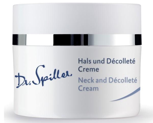 Dr. Spiller Hals und Decolleté Creme