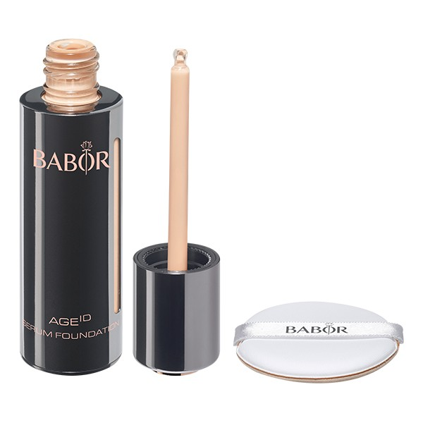 Babor AGE ID Make-up Face Make up Serum Foundation ivory