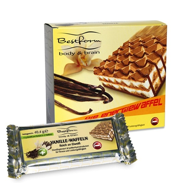 Bodymed Bestform-Waffel Vanille