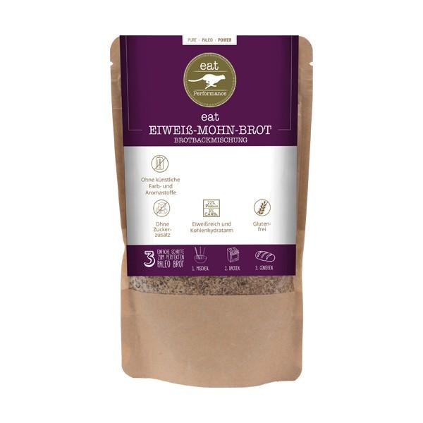 EAT PERFORMANCE Eiweiß-Brot Brotbackmischung MHD 07/18