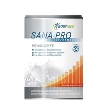 Bodymed SANA PRO Performance Powershake Schoko