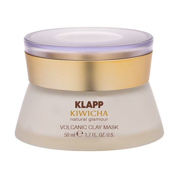 KLAPP Kiwicha Volcanic Clay Mask