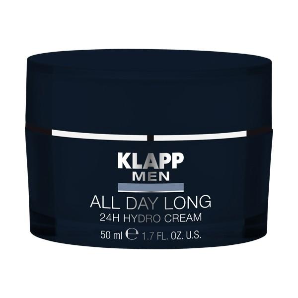 KLAPP MEN ALL DAY LONG 24h Hydro Cream
