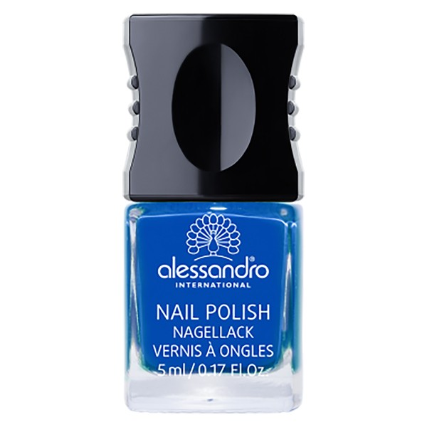 Alessandro Nail Polish Got the Blues