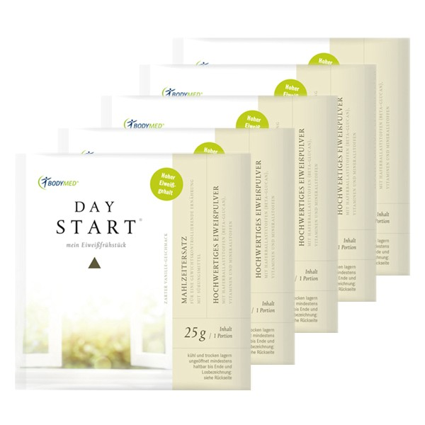 Bodymed DAY START 5er Box