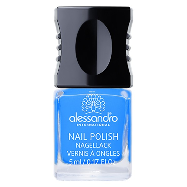ALESSANDRO Nail Polish Baby Blue
