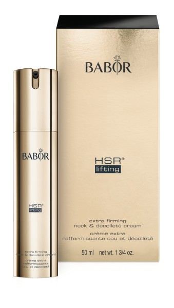 Babor HSR Lifting Extra Firming Neck & Decollete Cream Limited Edition