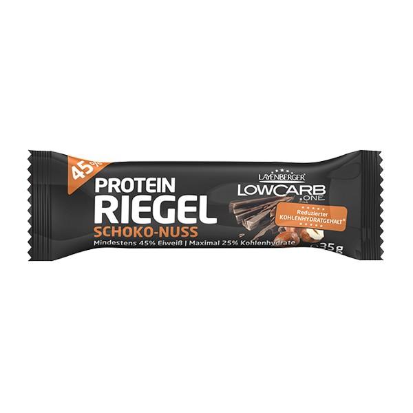 LAYENBERGER LowCarb Protein Riegel Schoko - Nuss