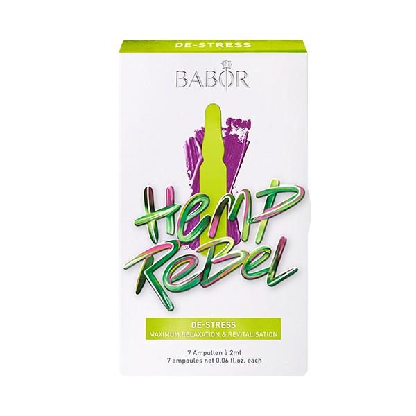 Babor Ampoule Concentrates De-Stress Limited Edition