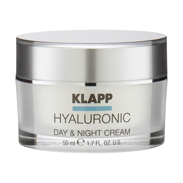 KLAPP Hyaluronic Day and Night Cream