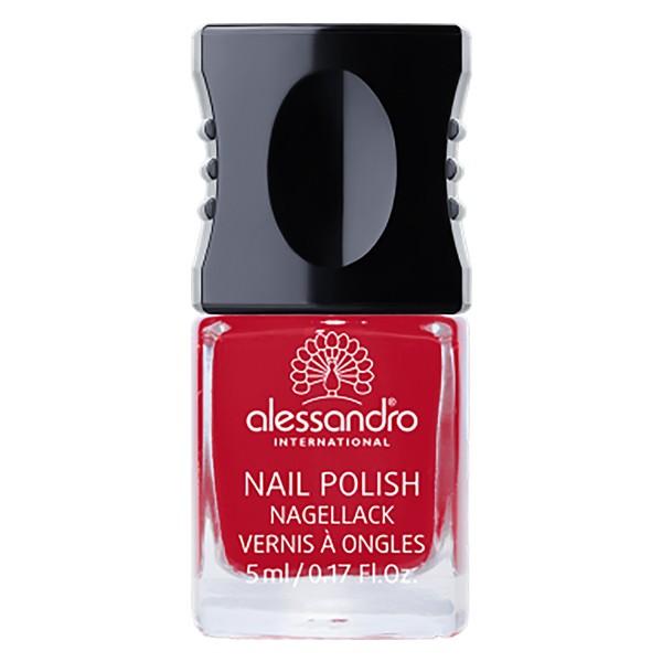 ALESSANDRO Nail Polish Red Paradise