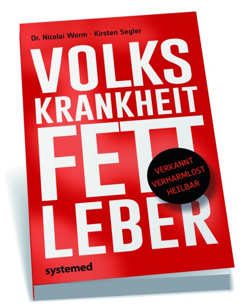 Buch Volkskrankheit Fettleber