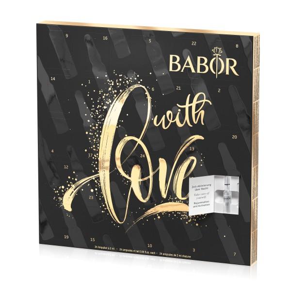 Babor Ampoule Concentrates Adventskalender Limited Edition