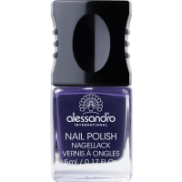 Alessandro Nail Polish Blackberry