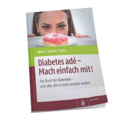 Buch Diabetes ade - Mach einfach mit!