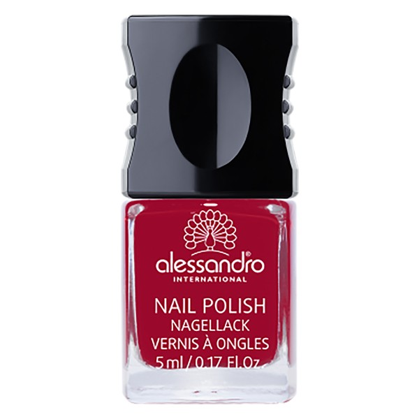 Alessandro Nail Polish Red Illusion