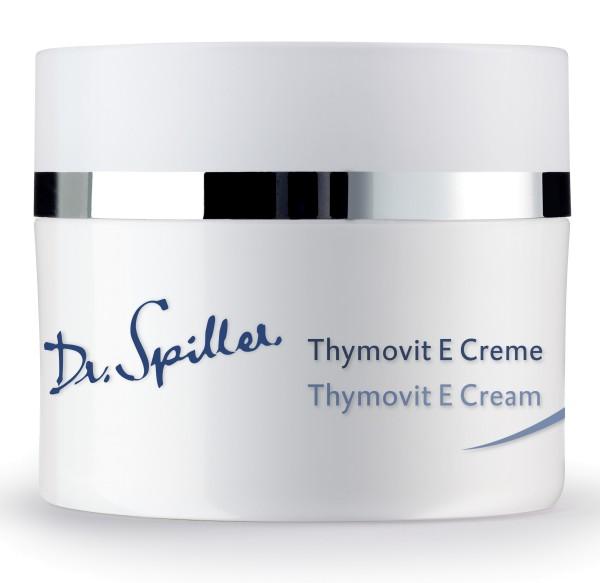 Dr. Spiller Thymovit E Creme