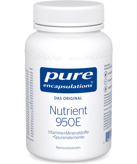 Pure Encapsulations Nutrient 950®E