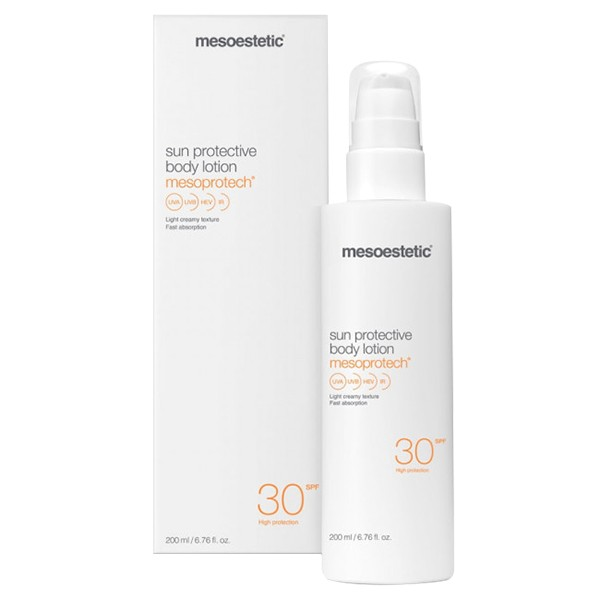 Mesoestetic Sun Protective Body Lotion 30+