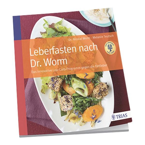Buch Leberfasten nach Dr. Worm