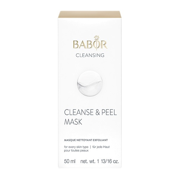 Babor Cleansing Cleanse und Peel Mask