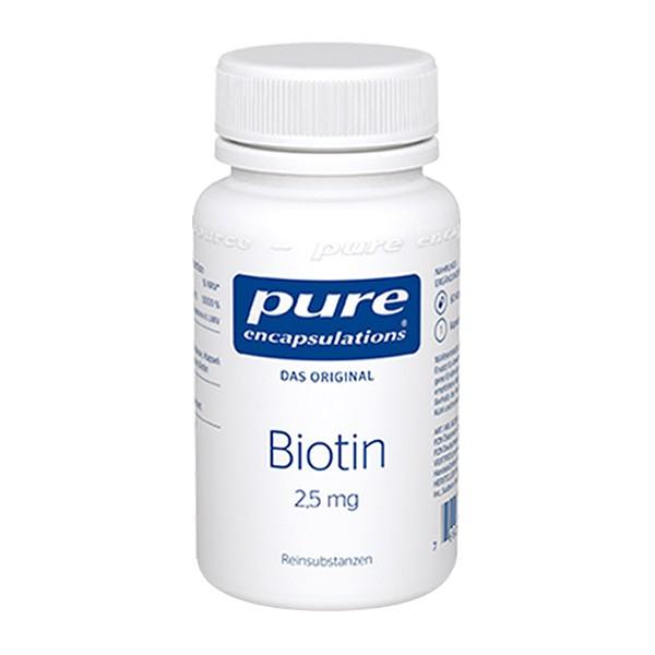 Pure Encapsulations Biotin
