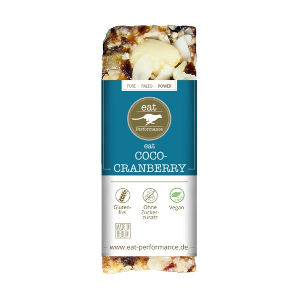 EAT PERFORMANCE Riegel Coco Cranberry