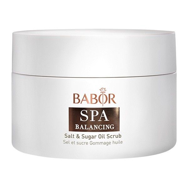 Babor SPA Balancing Salt and Sugar Oil Scrub