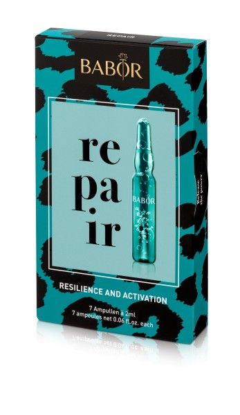 Babor Ampoule Concentrates Repair Limited Edition