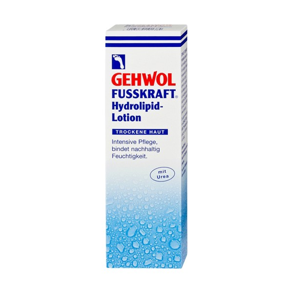 Gehwol FUSSKRAFT Hydrolipid-Lotion