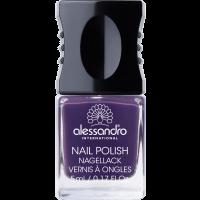 Alessandro Nail Polish Dark Violet