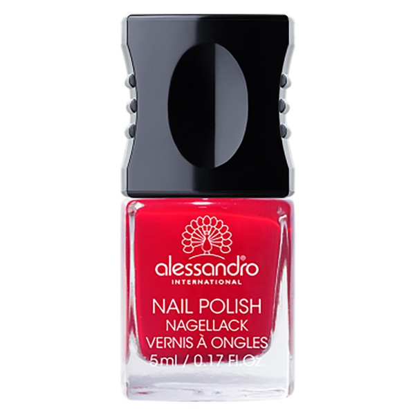 Alessandro Nail Polish Secret Red