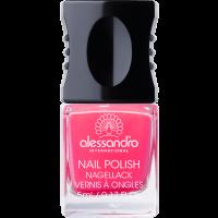 Alessandro Nail Polish Neon Pink