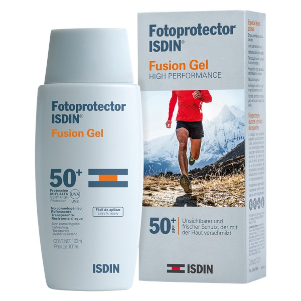 ISDIN Fotoprotector Fusion Gel