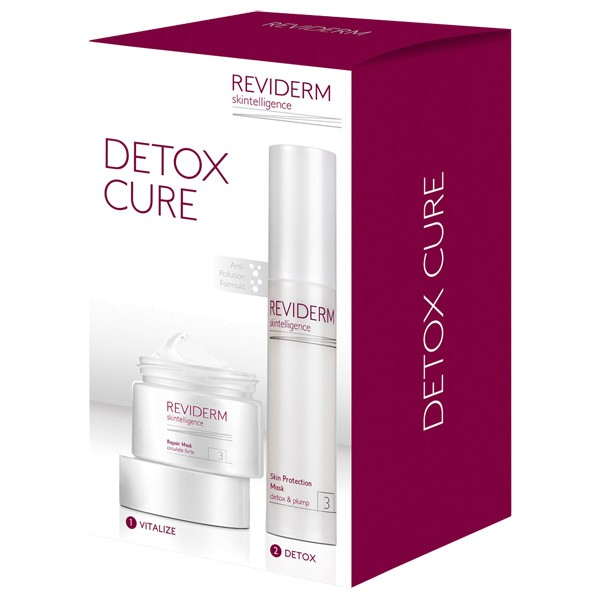 REVIDERM Detox Cure Set