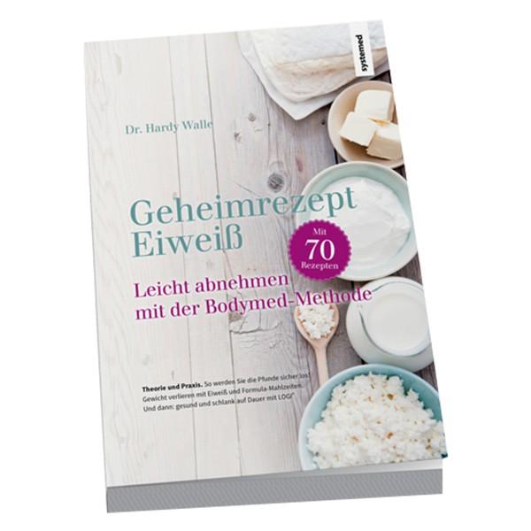 Buch Geheimrezept Eiweiß. Leicht abnehmen mit der Bodymed Methode