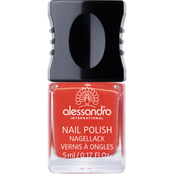 Alessandro Nail Polish Mellow Peach