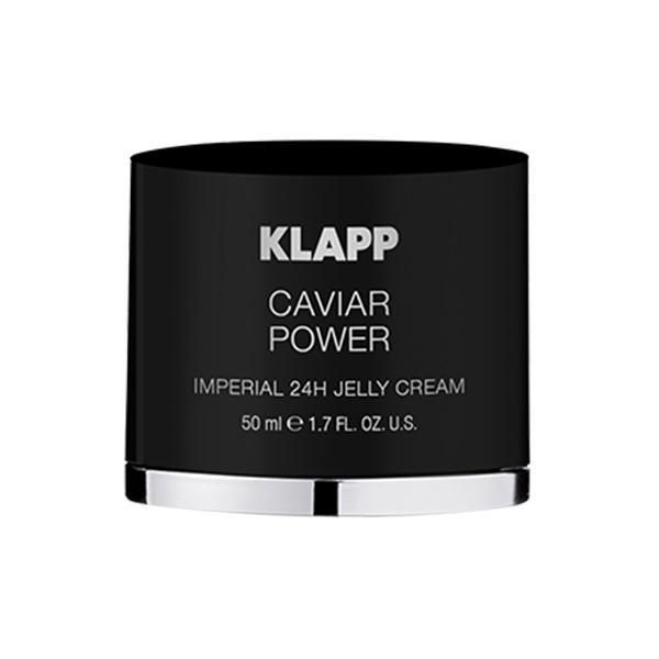 KLAPP Caviar Power Imperial 24H Jelly Cream
