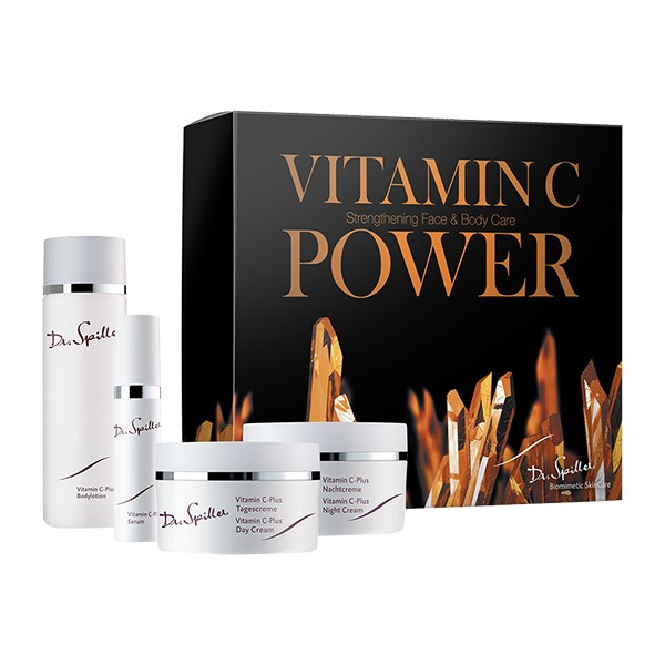 Dr. Spiller Vitamin C Power Set Limited Edition