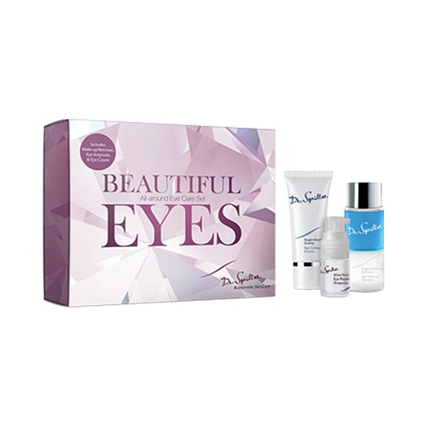 Dr. Spiller Augenpflege Set - Beautyful Eyes Limited Edition