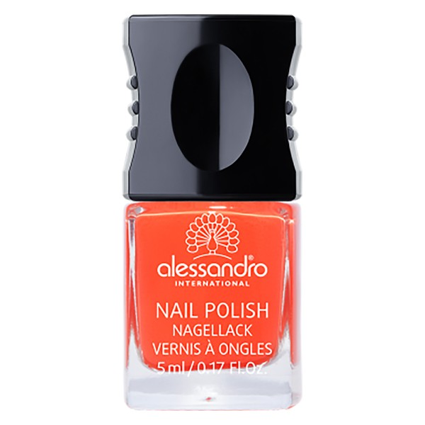 Alessandro Nail Polish Papaya